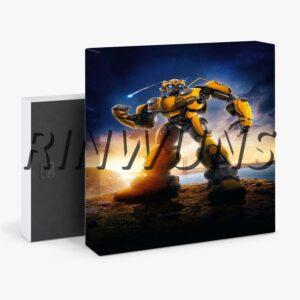 Rinwuns Bumblebee Custom Art Printed Canvas Gallery Wraps
