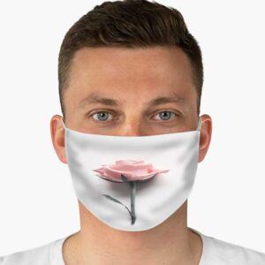 Rinwuns Australian Rose Custom Art Face Mask Cover